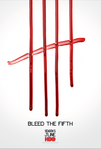 True Blood Season 5 'Bleed the Fifth' Poster