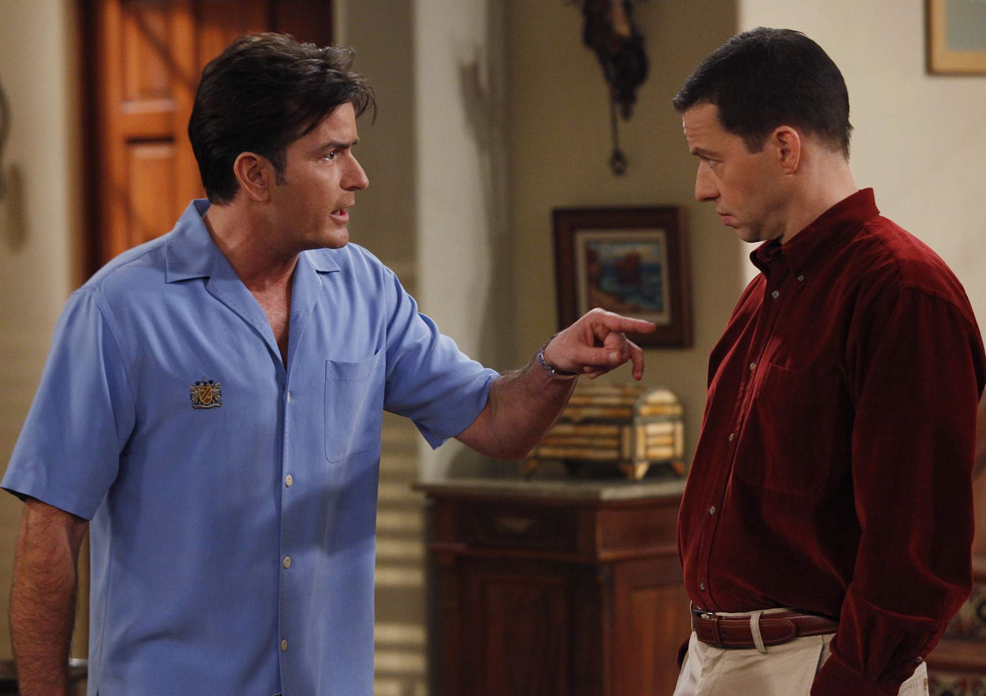 Two And A Half Men - Charlie Sheen Photo (30902926) - Fanpop
