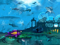 Underwater fantaisie World