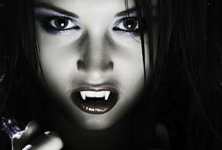 Are you a Vampire  Dragon  Vampire