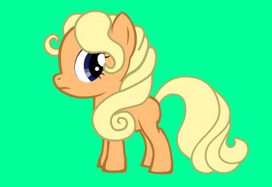 Vanilla Blast- My main MLP অনুরাগী character.