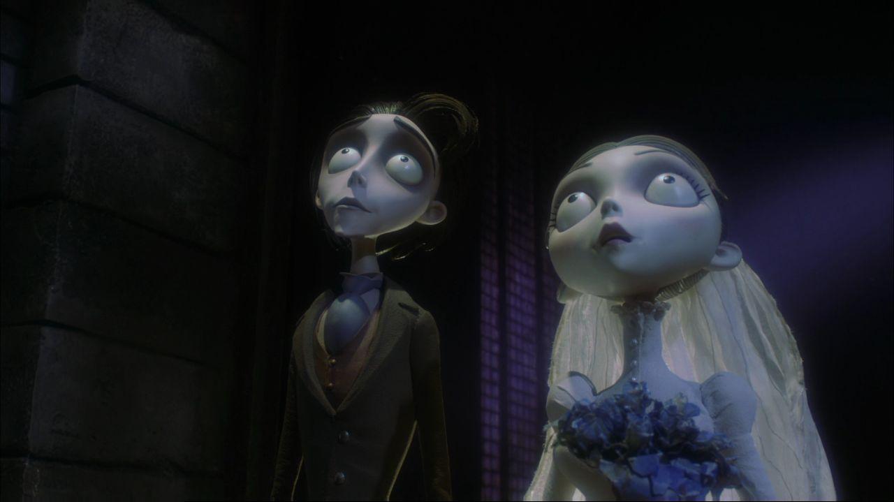 corpse bride victor and victoria meet
