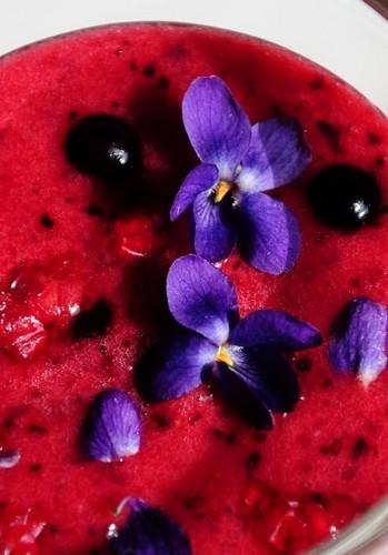 제비꽃, 바이올렛 Drink