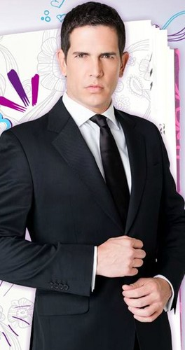 Violetta wallpaper with a business suit, a suit, and a three piece suit called Violetta
