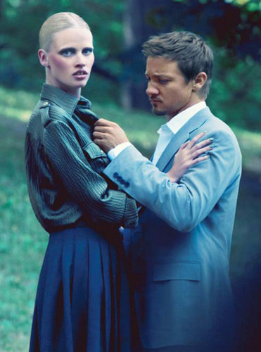 Vogue(2010) - jeremy-renner Photo