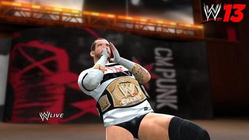 wwe 13 CM Punk