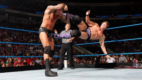 WWE Over The  2012
