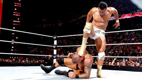 WWE Raw 22/05/12