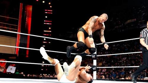 WWE Raw 23/05/12