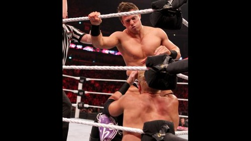 ডবলুডবলুই Raw Christian Vs The Miz