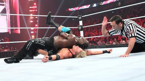 WWE Raw Truth and Kofi vs Swag and Zig - wwe Photo