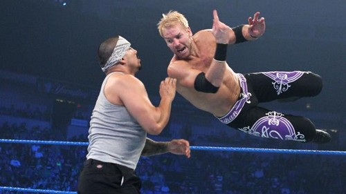 WWE Smackdown Christian vs Hunico