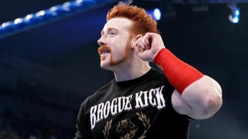 WWE Smackdown Sheamus vs Swagger