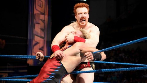 Jack Swagger images WWE Smackdown Swagger vs Sheamus wallpaper and background photos