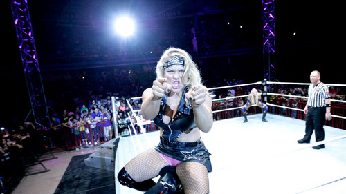 WWE Worldwide 2012-Ecuador