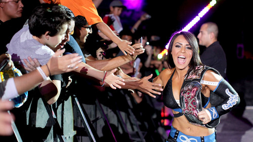 WWE LAYLA wallpaper called WWE Worldwide 2012-Mexico