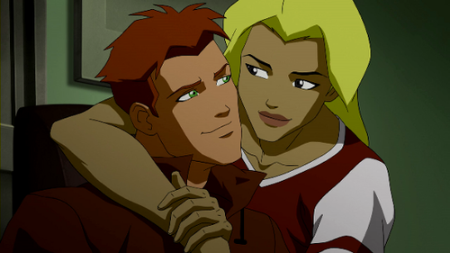 Wally and Artemis
