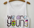 We are Young tonight