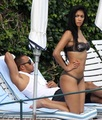Wearing A Bikini In Italy [29 May 2012] - nicole-scherzinger photo