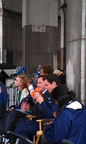 White Collar Set - white-collar Photo