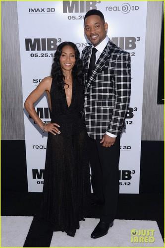 Will Smith: 'Men in Black 3' NYC Premiere!