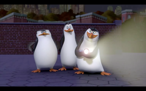 Worlds Best Skipper Expressions - penguins-of-madagascar Photo