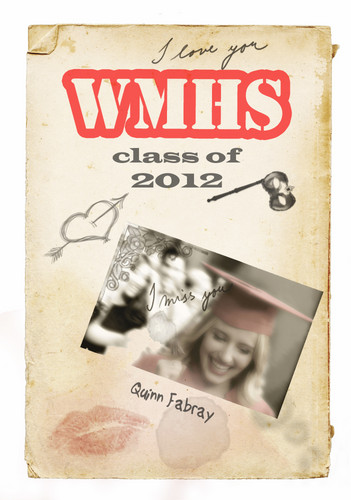 Yearbook 写真 - Quinn Fabray