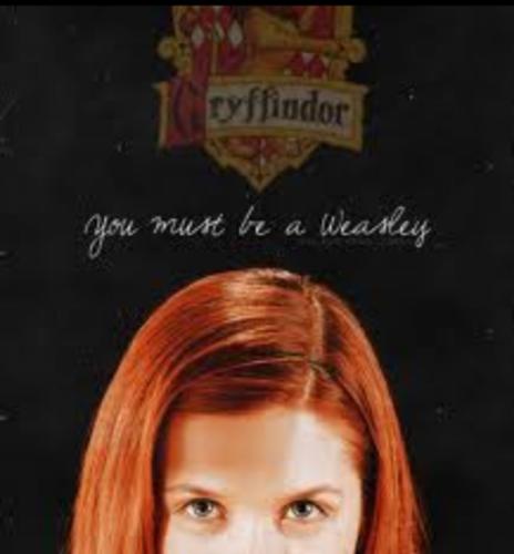 Ты Must be a Weasley