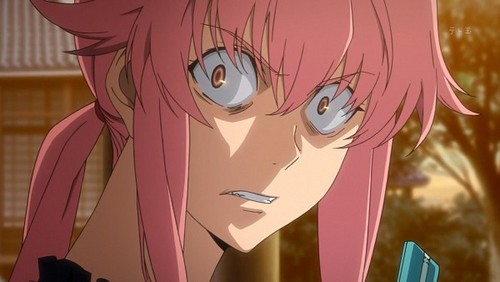 Yuno Gasai's Turn