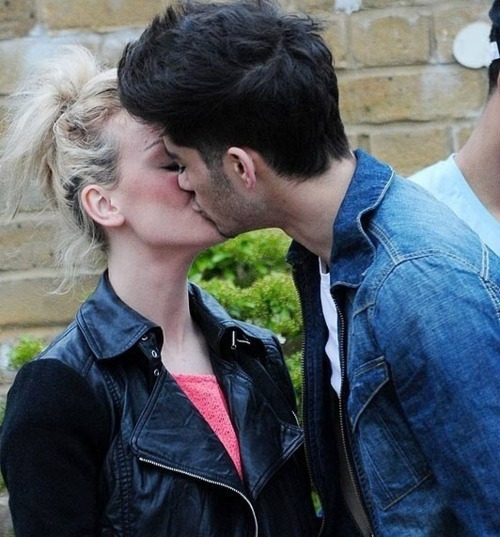 Zayn malik amp perrie edwards one direction photo 30915777 fanpop