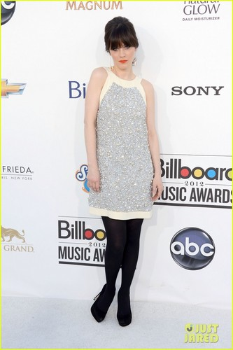 Zooey Deschanel - Billboard Awards 2012