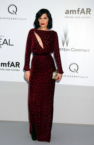 amfAR Cinema Against AIDS Benefit Cannes [24 May 2012] - jessie-j Photo