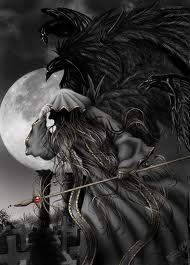 Angel of hell