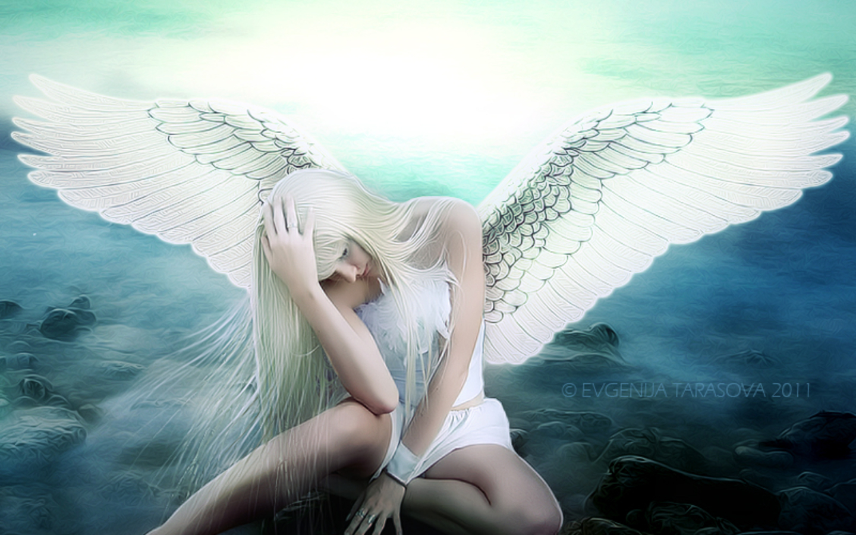 Angels  Wallpaper 30965603 Fanpop