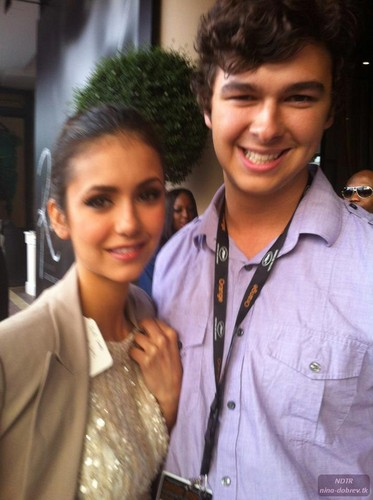 at Cannes Film Festival - 2012 - nina-dobrev Photo
