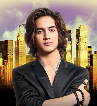 Avan Jogia wallpaper with a business suit, a street, and a business district titled avan jogia