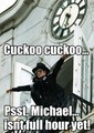 aww silly Mike <3 - michael-jackson photo