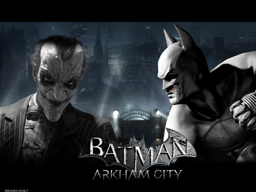Batman Arkham City Images And The Joker HD Wallpaper Background Photos
