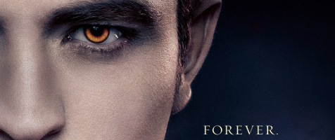 bd part 2 edward's eyes - breaking-dawn-the-movie Photo