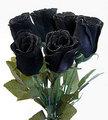 black rosas