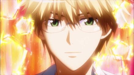 blonde hair animes
