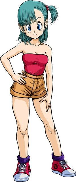 Android 18 Bulma- Dragon Ball Z XXX - comic porno