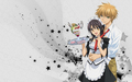 cool romance~ - kaichou-wa-maid-sama wallpaper