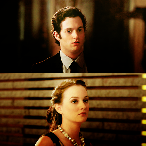 Dan and Blair wallpaper with a business suit called dair
