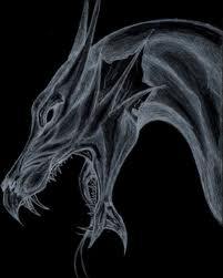 dragon ghost