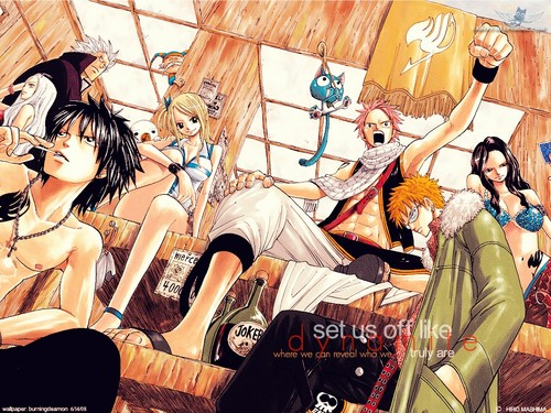 fairy tail rocks!!!!!