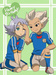 friends - inazuma-eleven icon