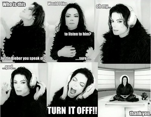 funny Michael captions!