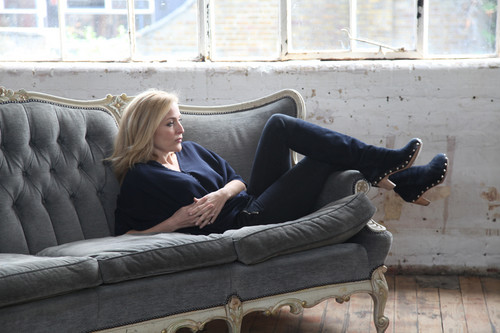 gillian anderson' Megan Keagles Shoot'