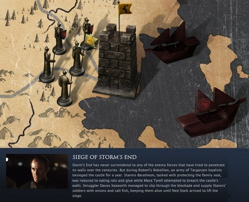 Siege of Storm's End - game-of-thrones Photo